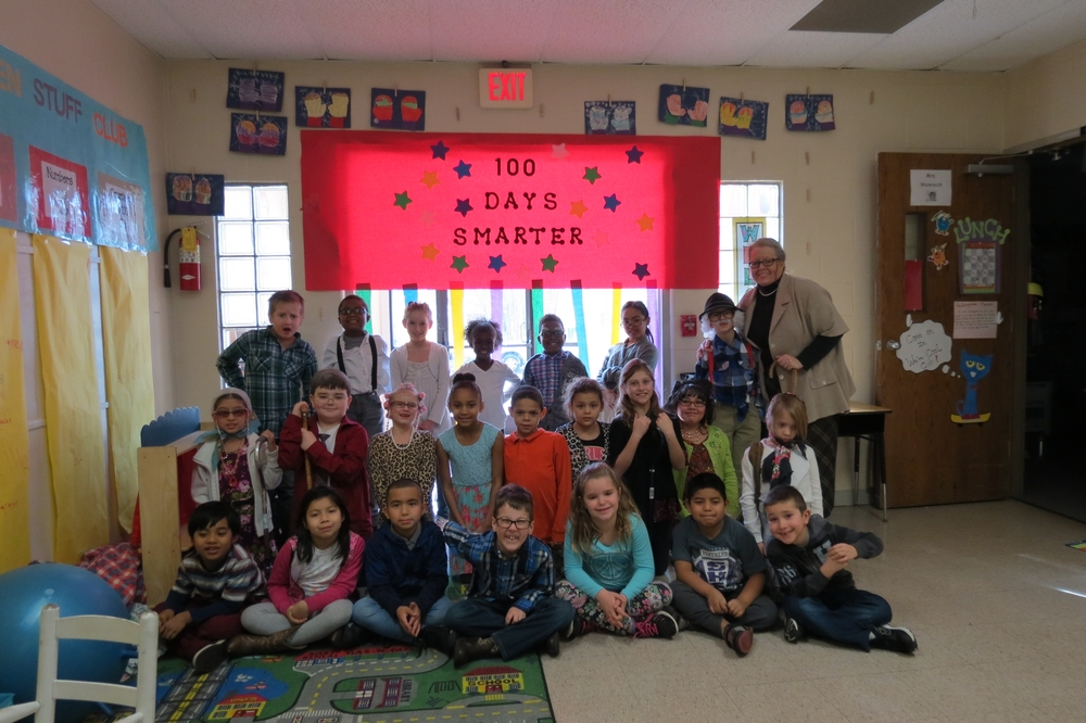 More Pix of the 100th Day!