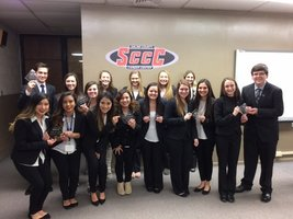 DECA District Results