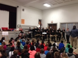 Jazz Band Visits
