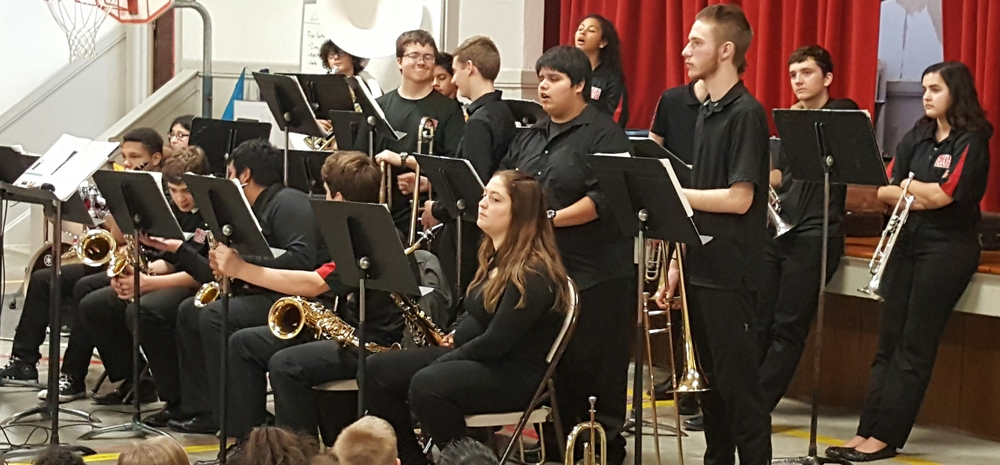 MHS Jazz Band